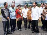 Jokowi: Saya Biar Kurus Begini tapi Sehat