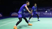 Ahsan/Rian ke Perempatfinal, Ganda Campuran Tak Sisakan Wakil