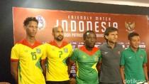 Evan Dimas Tak Akan Sepelekan Guyana