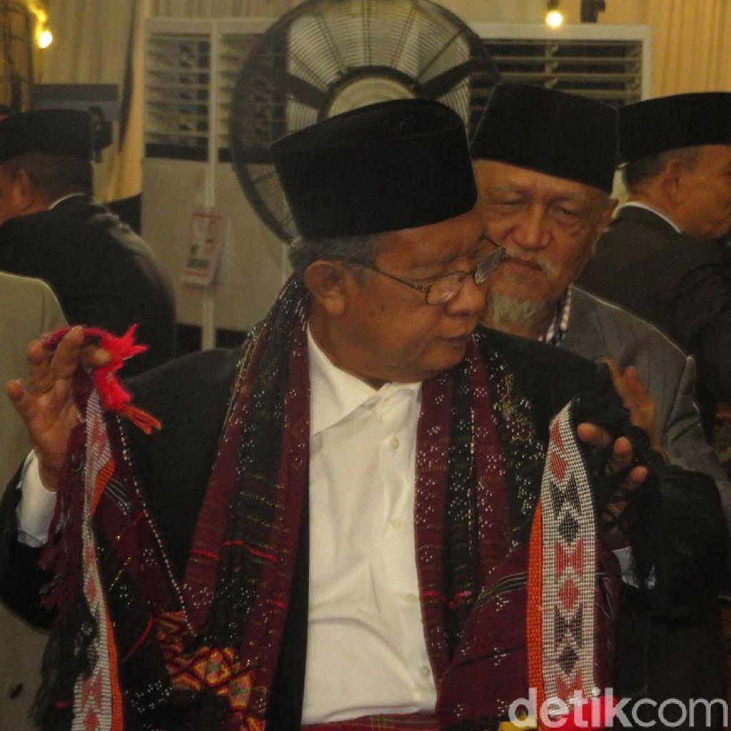 Ada Usul Jokowi Diberi Marga Siregar, Ini Kata Darmin Nasution