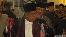 Horas! Darmin Nasution Tutup Manortor Kahiyang-Bobby Sesi Pertama