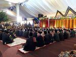 Pesta Adat Kahiyang Dilanjutkan Manyantan Gondang dan Gordang Sambilan