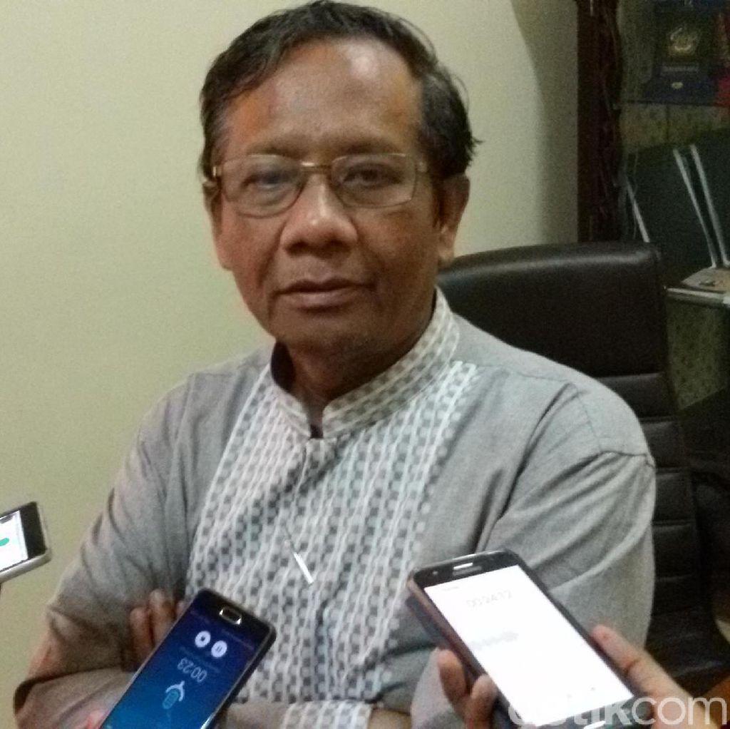 Wiranto Bertemu SBY, Mahfud MD: Itu Tugas Negara