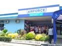 CT dan KSAU Resmikan Airfoce Mart di Lanud Halim Perdanakusuma