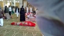 Pemimpin Dunia Kecam Serangan Teror Keji di Masjid Mesir