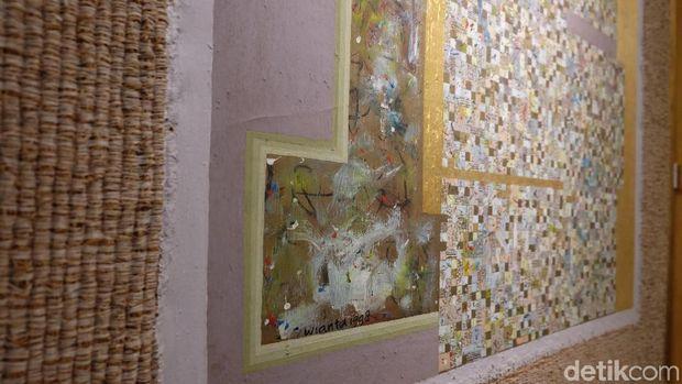 Simbol dan Gaya Surealisme di Karya-karya Made Wianta