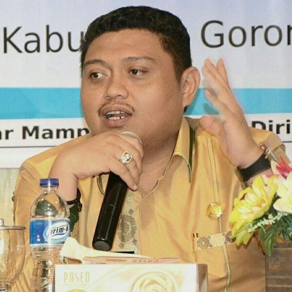 Wabup Gorontalo Dimakzulkan, Komisi II Minta Kasus Hukumnya Diusut