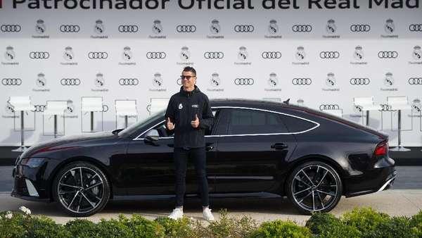 Mobil Rp 2,7 Miliar untuk Ronaldo