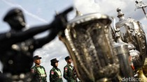 TNI AD Juara Umum Lomba Tembak AARM