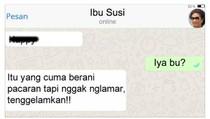 Ikut Kuis Nasihat Ibu Susi di Facebook? Awas Kena Virus!