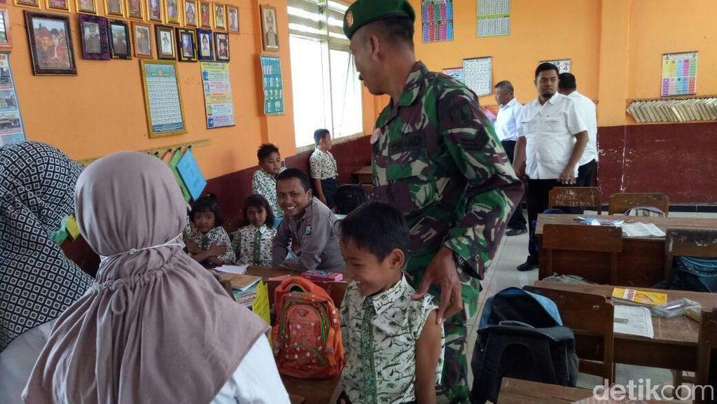 34 Ribu Pelajar SD se-Kabupaten Blitar Diimunisasi Massal
