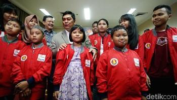 Utut Adianto Lepas 12 Pecatur Muda ke Malaysia