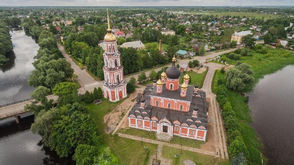 Foto: Tempat Cantik Rusia Dilahirkan