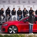 Asyik, Pemain Real Madrid Dapat Mobil Baru