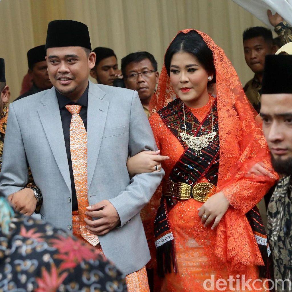 Live Report: Puncak Pesta Adat Kahiyang-Bobby