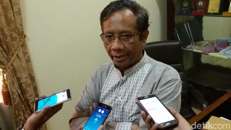 Mahfud MD Dukung Pilkada Dikembalikan ke DPRD, Ini Alasannya