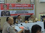 Kapolri Beri Arahan Pengamanan Kunjungan Jokowi di Medan