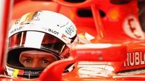 Vettel Tercepat di Sesi Pembuka, Hamilton Kedua