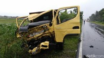 Korban Kecelakaan di Purworejo Terima Santunan