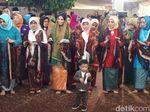 Selvi Menantu Jokowi Manortor, Jan Ethes Tak Mau Ketinggalan