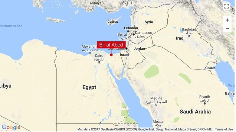 Mesir Pastikan Pengeboman Masjid yang Tewaskan 184 Orang Aksi Teror
