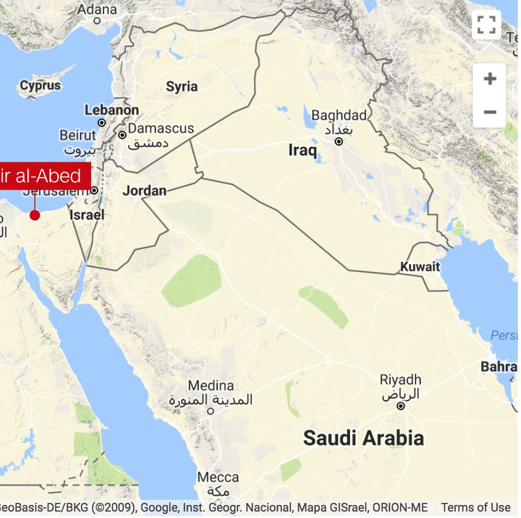 Ada Teror di Sinai, Perlintasan Perbatasan Mesir-Gaza Batal Dibuka