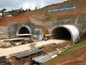 Tembus Bukit, Terowongan Tol Cisumdawu Sudah 65 Meter