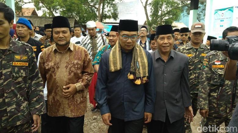 Jurus Ridwan Kamil Tiru Khofifah - Jakarta Bakal calon gubernur Jawa Barat Ridwan Kamil hingga kini belum memiliki calon pendampingnya di Pilgub Emil pun