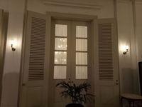 Pintu Pendopo Balai Kota Dipasangi Gorden, Sandi: Saya Tidak Tahu