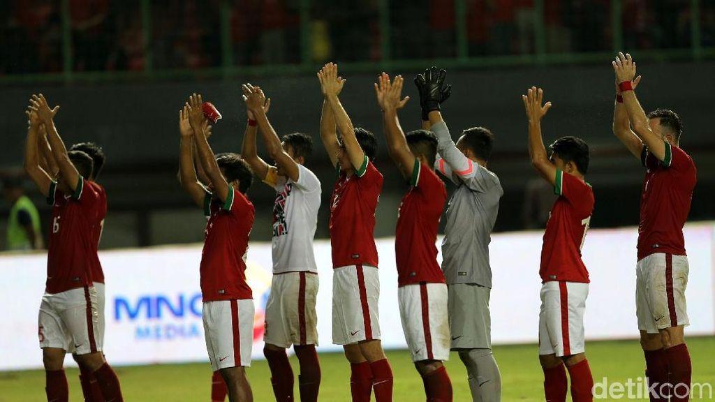 Indonesia Lumat Brunei 4-0