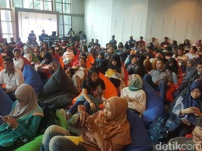 dTraveler Gathering #BikinJadiNyata Dimulai, Ayo Serbu Tiket Gratis!