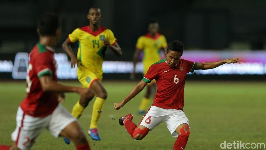 Evan Dimas Catatkan Assist Pertamanya di Liga Malaysia