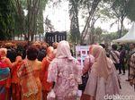 Tamu Berdatangan ke Nikahan Bobby-Kahiyang, Pengamanan Diperketat