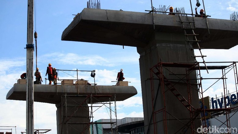 Stasiun LRT Cikunir Bakal Dilengkapi Rusun, Harganya Rp 400 Jutaan