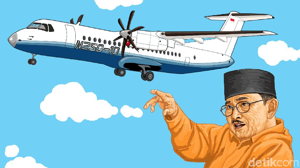 Perusahaan Singapura Tawari PTDI Produksi Pesawat Nurtanio di China