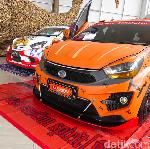 Adu Cantik dan Ngepot Mobil Daihatsu Masuki Babak Final