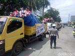 Maju Independen, Ichsan Yasin Limpo-Cakka Setor 1 Juta KTP Pendukung