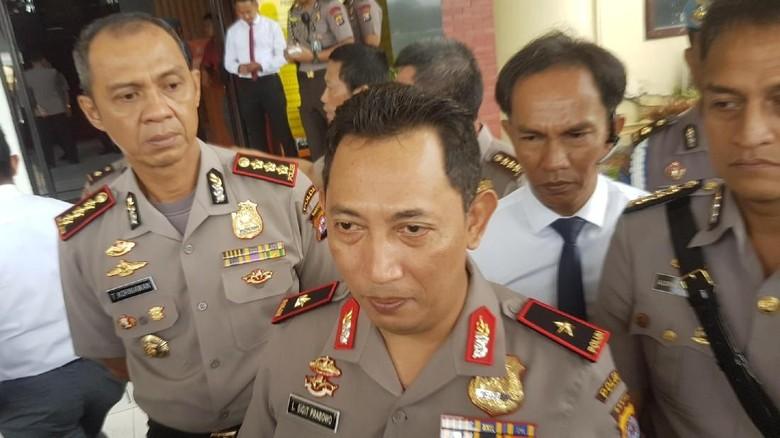 Mantan Ajudan Jokowi Kirim Doa - Serang Mantan ajudan Presiden Brigjen Listyo Sigit menitipkan doa dan salam di Mata Ni Horja atau puncak pesta