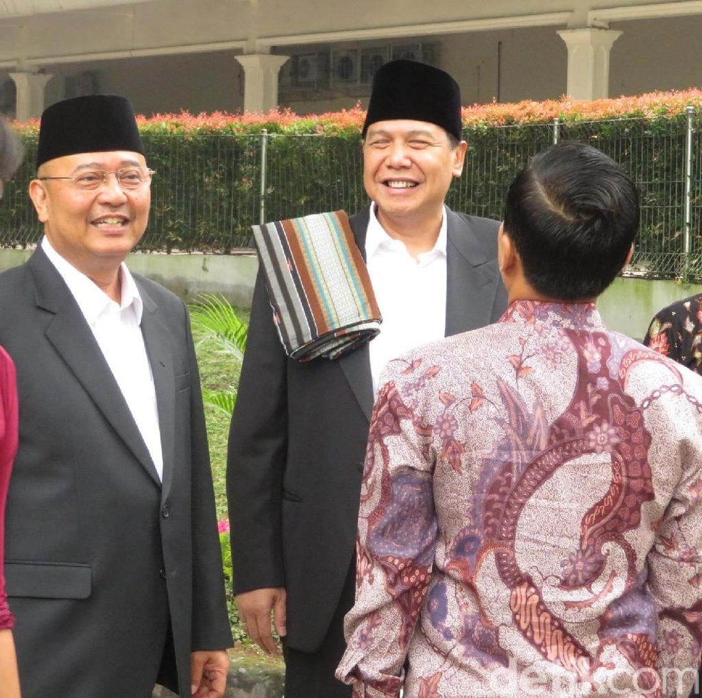Chairul Tanjung Hadiri Mata Ni Horja Kahiyang-Bobby