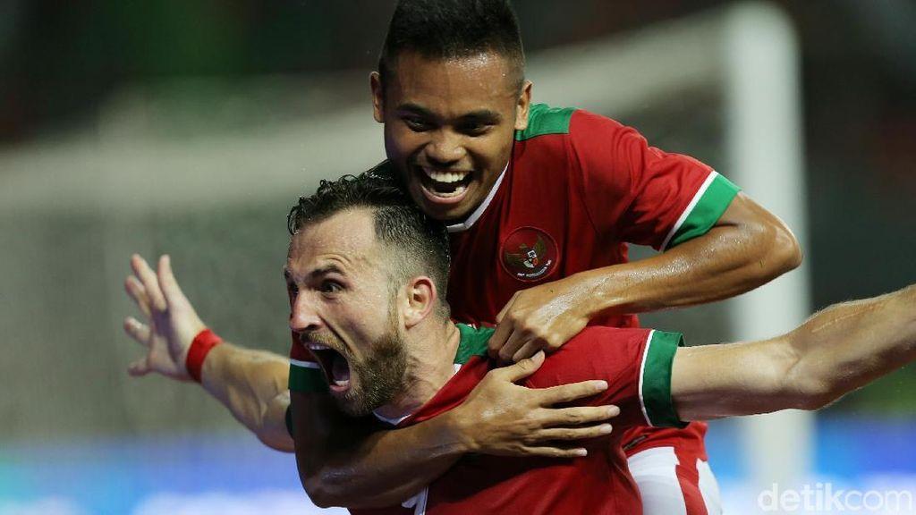 Cetak Dua Gol, Spaso Ucapkan Terima Kasih pada Rekan Setim