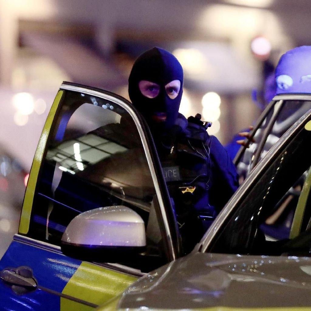 Polisi Pastikan Tak Ada Penembakan di Oxford Street London