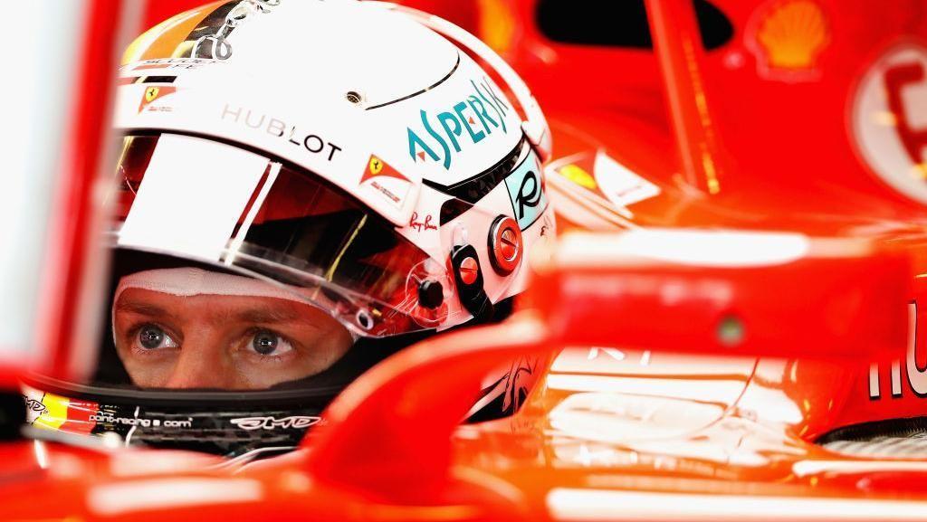 Vettel Sebut Ferrari Sudah Fokus ke Musim Depan