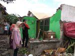 Korban Puting Beliung Keluhkan Lambannya Bantuan Pemkab Sidoarjo