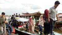 Pasar Baba Boentjit (Raja Adil/detikTravel)