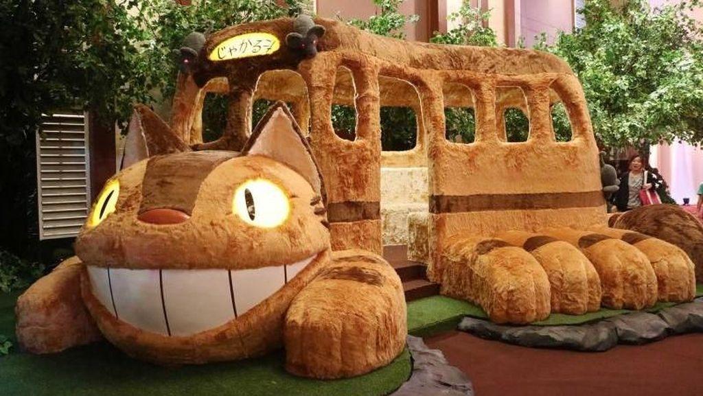 Mengenang Dunia Imajinasi ala Studio Ghibli di Jakarta