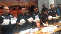 Polisi Bongkar Gudang Berjalan Narkoba, 17 Kg Sabu Disita
