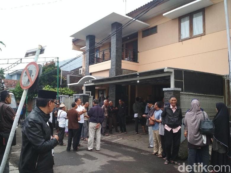Innalillahi, Ketua DKM Masjid Raya Jabar Wafat