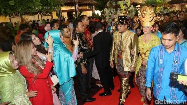 Resepsi Kahiyang Usai, Jokowi: Maaf Banyak yang Terganggu