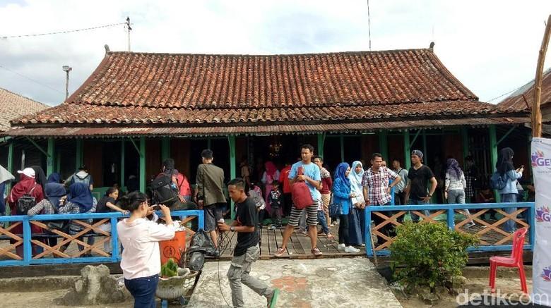Foto: Pasar Baba Boentjit (Raja Adil Siregar/detikTravel)