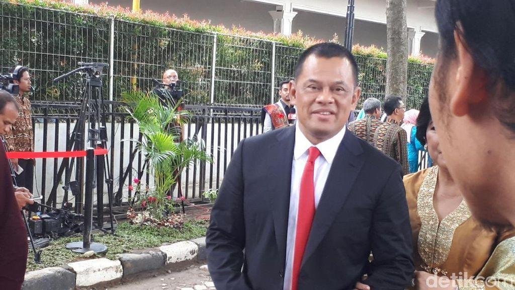 Tutup Pintu, Gerindra Sarankan Gatot Nurmantyo Nyapres di 2024